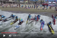 Results and Recap: US Sup Open 2015 - Stand Up World Series - Long distance