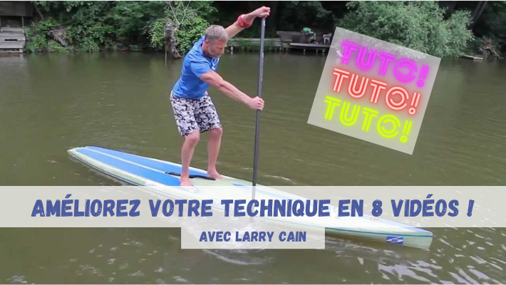 Technique de Stand Up Paddle – Tuto et exercices de pagaie