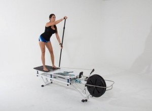 The SUP Ergometer – Indoor Training and Conditioning