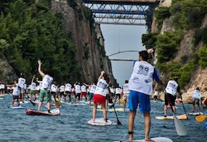 Greece SUP Racing 2014 Wrap-up