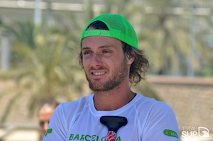 Paolo Marconi, the new RRD SUP race recruit – When hard work pays off