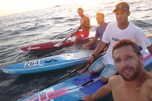 8 frenchies de retour des Pacific Paddle Games: Témoignages!