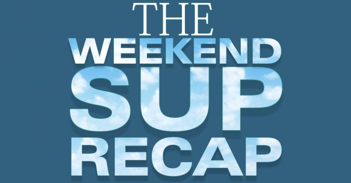 The Weekend SUP Recap – Titouan Puyo, Gabas Paddle Race, Trevor Tunnington and more!