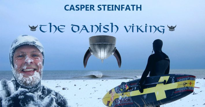 Casper Steinfath, The Man Who Is Putting Denmark On The SUP Map