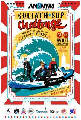 GOLIATH SUP Challenge