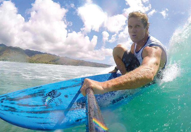 Robert Stehlik, Blue Planet Designer and SUP Entrepreneur Made in Hawaii