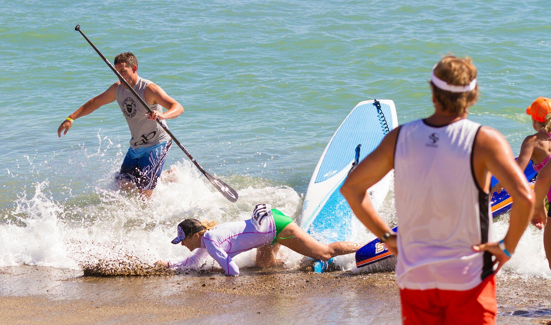 2014 Battle of the Paddle Crash Compilation