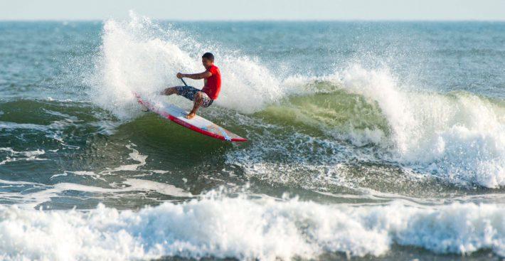 7 Questions à Poenaiki Raioha Champion du Monde ISA SUP Waves