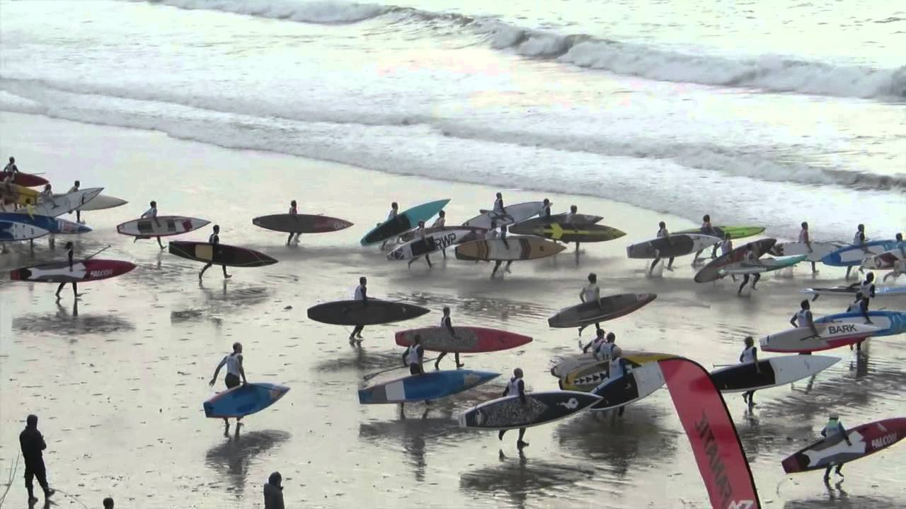 7 years of Presqu'île Paddle Race in Videos – Crozon, Brittany, France