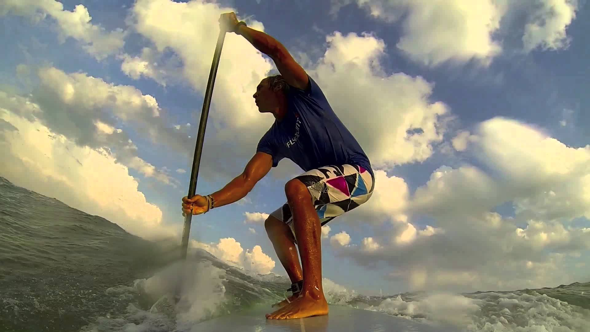 An Italian Summer of SUP with Francesco Leggio