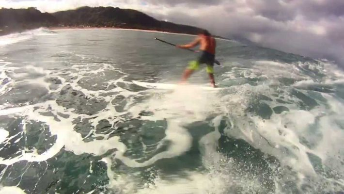 Art in Surf in Oahu