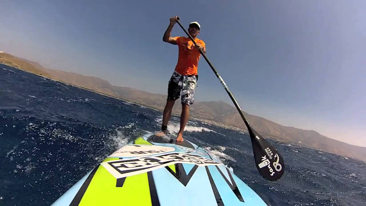 Beautiful Downwind in Greece