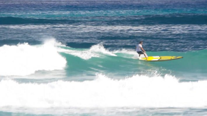 Can You Surf With A Race Board?