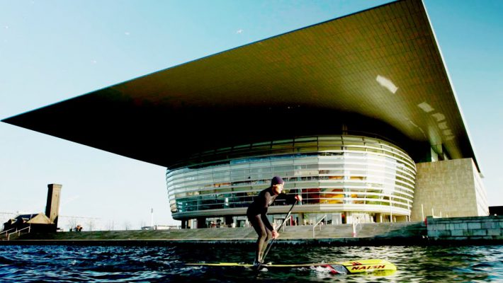 Denmark, First to Announce a Bid for the  2017 ISA World SUP & Paddleboard Championship