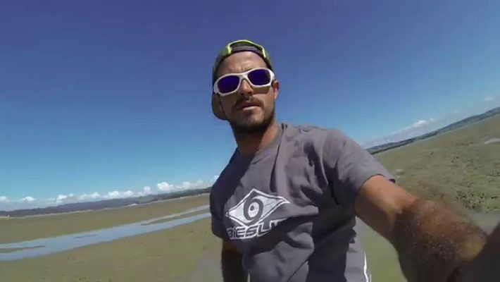 Discovering New Zealand by SUP with Giordano Bruno Capparella