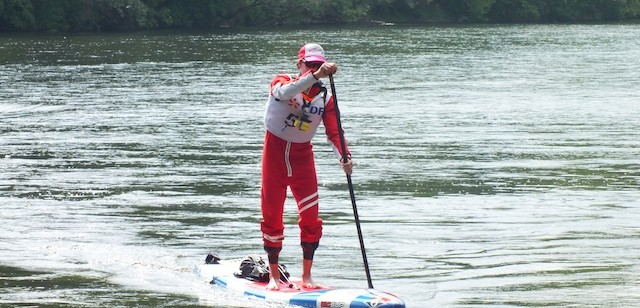 dode florent paddle dordogne integrale