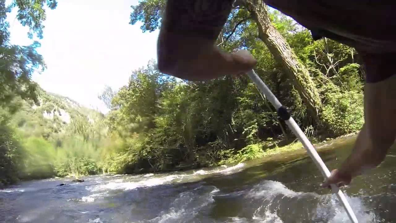 Down the River Aude in France with RedWoodPaddle