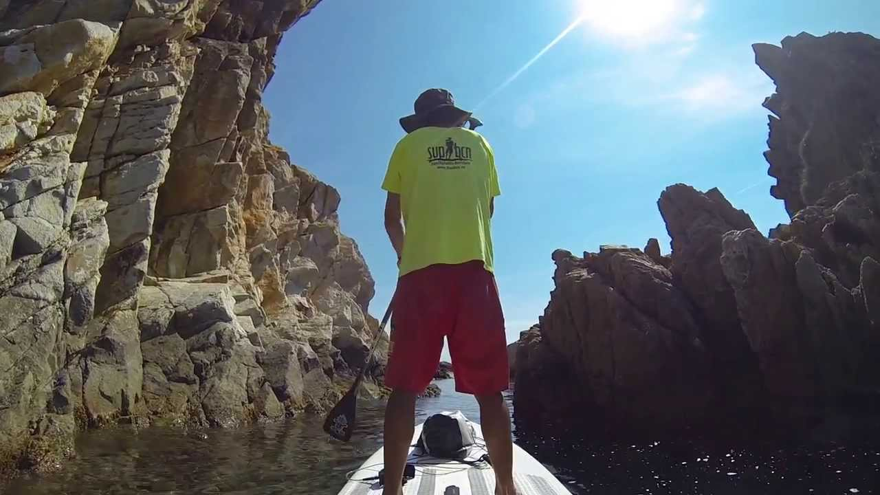 Du Stand Up Paddle à Barcelone avec Marc Foraster