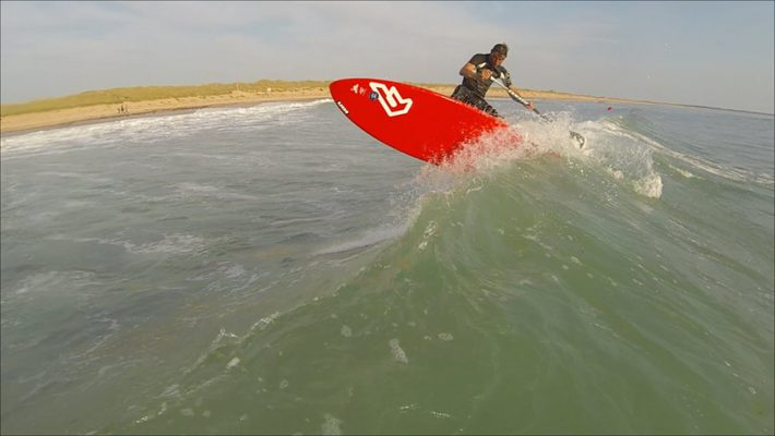 Fanatic Pro Wave 2015 with Fred Debuire