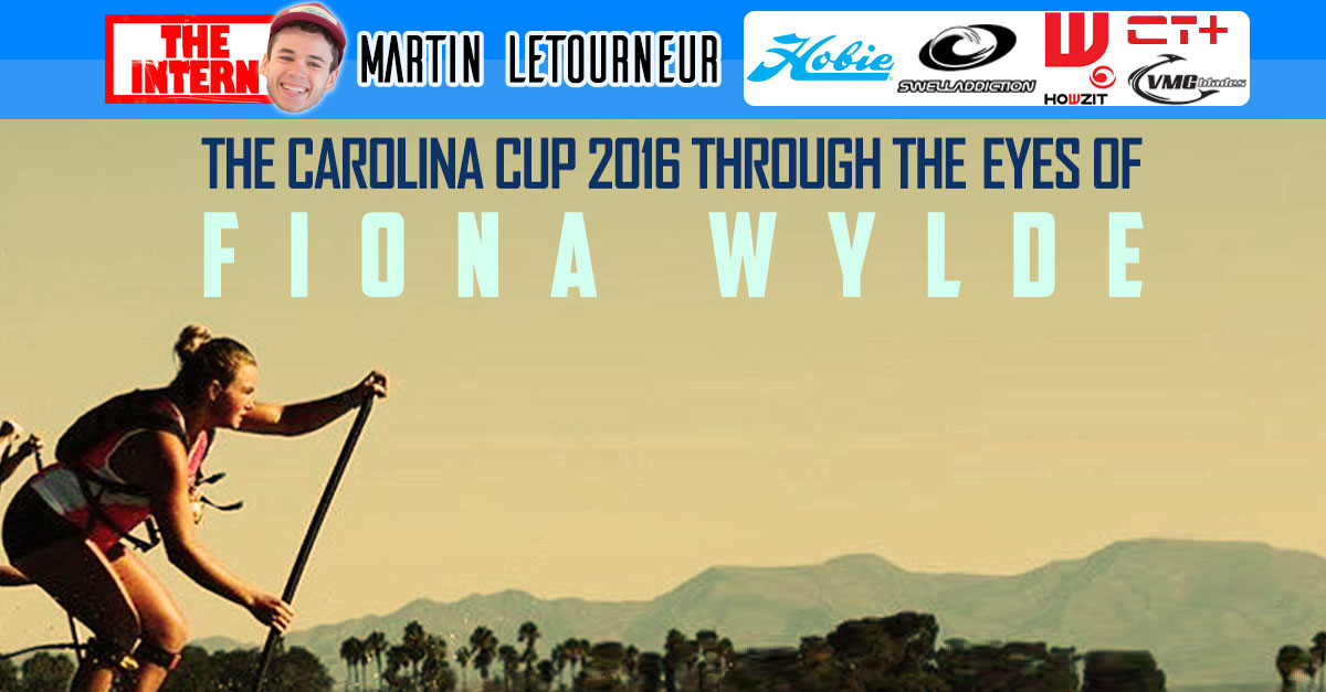 Fiona Wylde on the Carolina Cup 2016