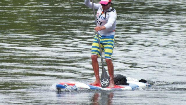 dordogne integrale paddle stand up paddle board boarding