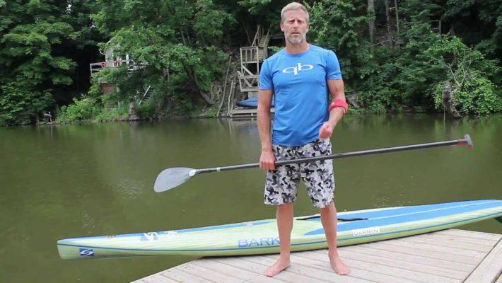 Améliorez votre Technique de Paddle Surf