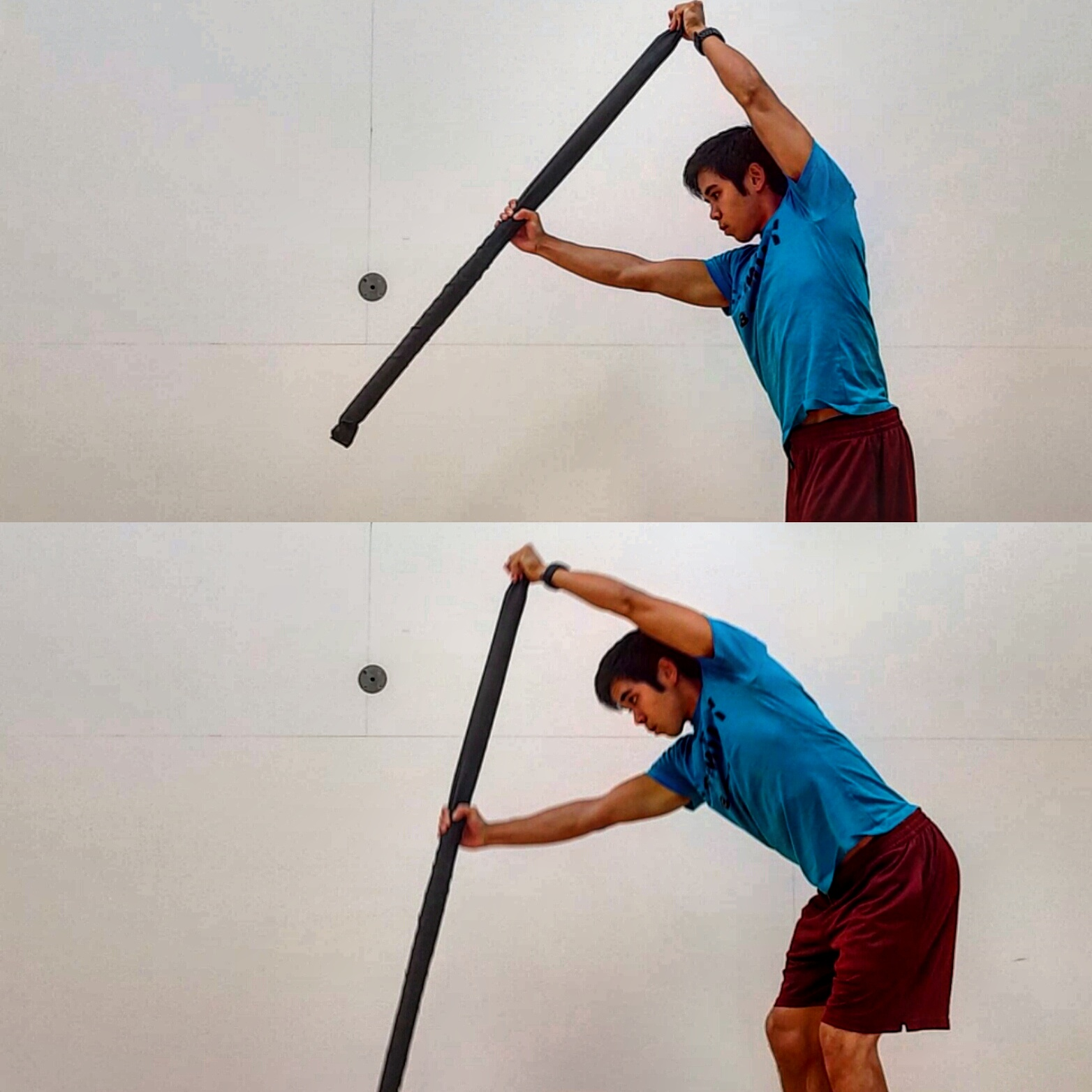 robert norman sup drills