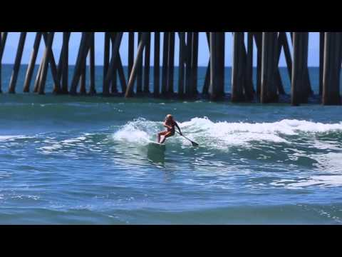 Izzy Gomez, SUP Surf World Champion 2014