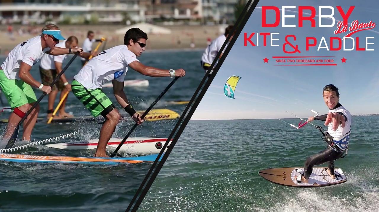 Kite & Paddle Derby 2014