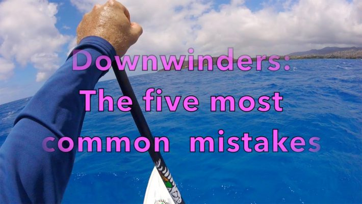Learn to SUP Downwind With These Free Technique Videos