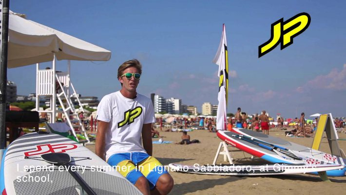 Lignano Sabbiadoro the Italian SUP City
