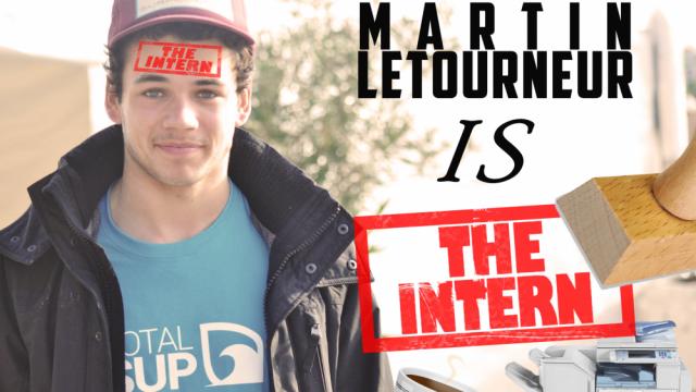 martin letourneur facebook campaign the intern