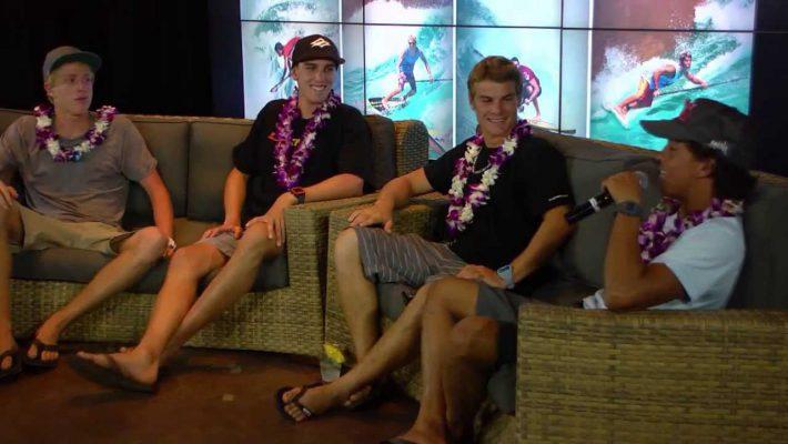 Maui Young Guns' interview
