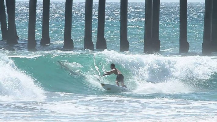 Mo Freitas SUP SURF in SoCal