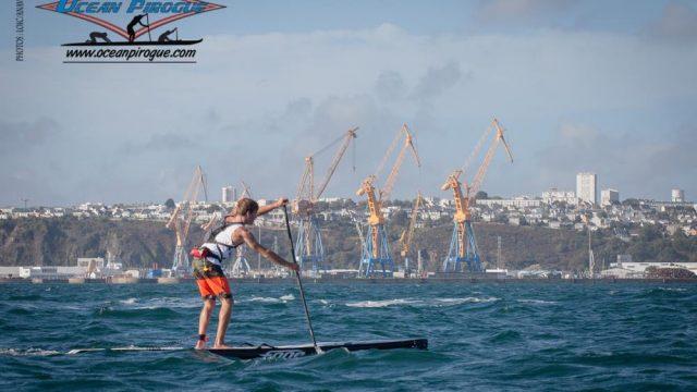 ocean pirogue 2016 sup race 14 pieds