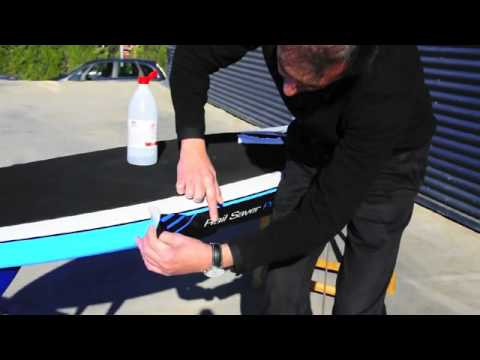 RSPro: Protect Your SUP Board with Rail Savers!