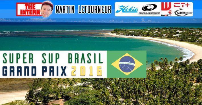 Championnats brésiliens 2016 de SUP Race à Floripa