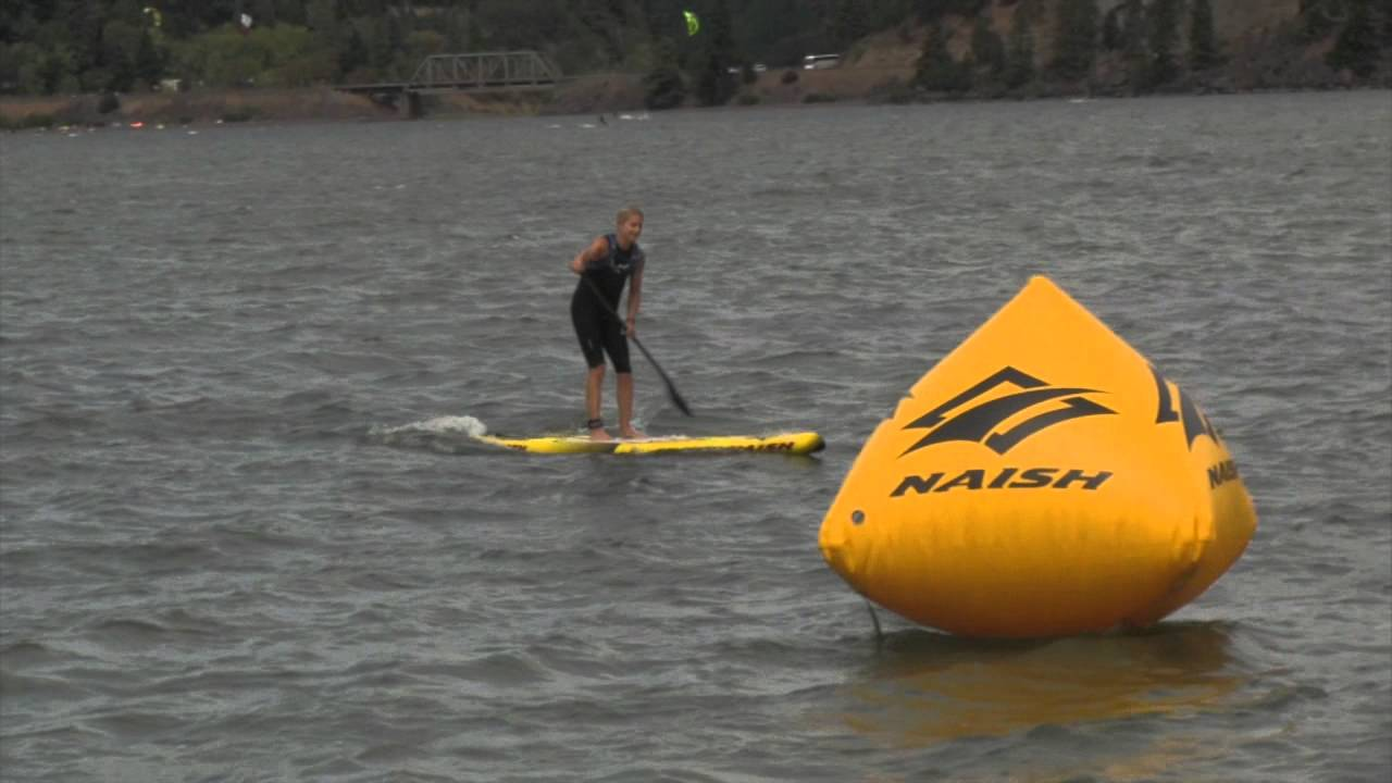 SUP in Hood River – Columbia Gorge Challenge 2013