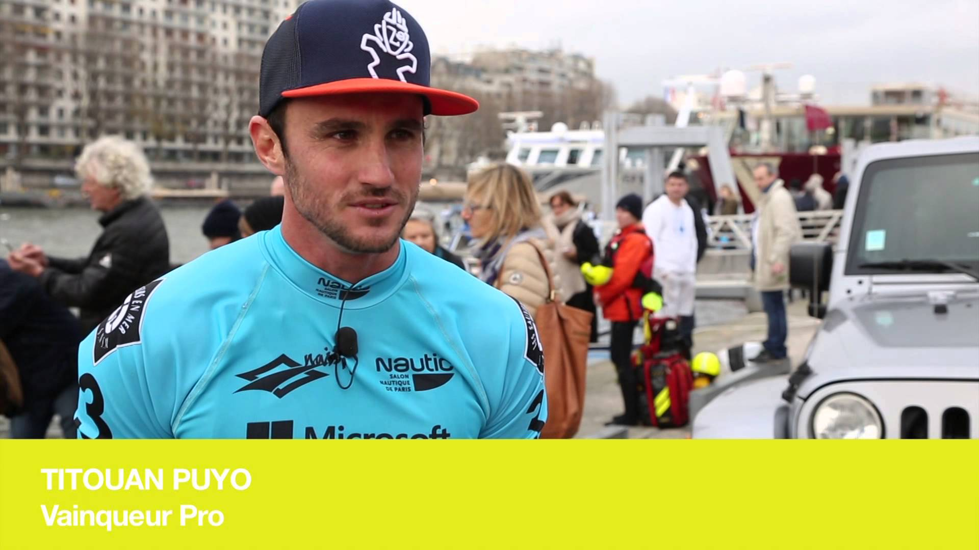 The 2015 Nautic SUP Paris Crossing Videos