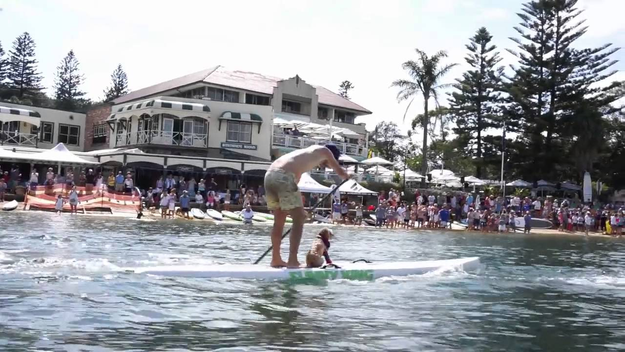 The 2016 Every Man and His Dog SUP Day