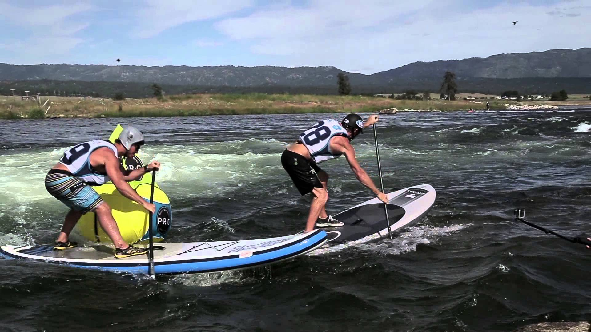 The Payette River Games 2015 as seen by QuickBlade