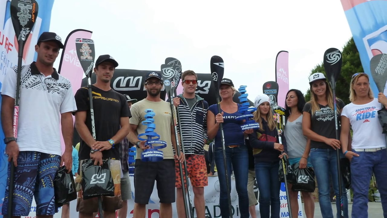 The Sainte Maxime SUP Race CUP 2014