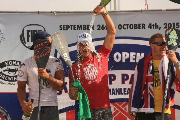 US SUP Open – Day 6 Recap – Caio Vaz and Izzy Gomez Crowned 2015 Stand Up World Tour Champions