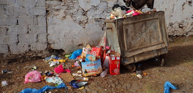 concerning wastes issue in cape verde