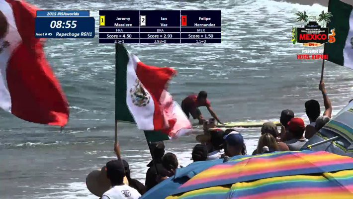 WATCH LIVE ! DAY 5 – ISA WORLD SUP CHAMPIONSHIPS IN SAYULITA, MEXICO