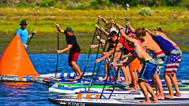 stand up paddle youth fiesta 2016