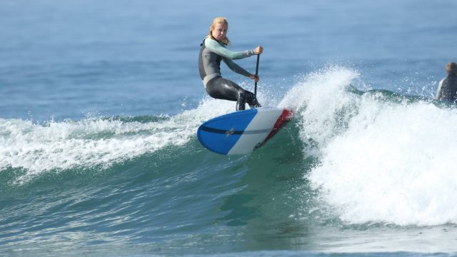 Delila Quinn Quickblade Jr Pro & Youth SupFiesta 2016