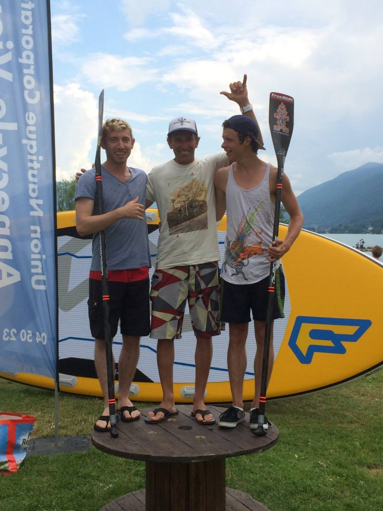SUP event lac d'Annecy 2016 totalsup