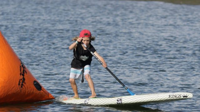 Quickblade Jr Pro & Youth SupFiesta 2016 kid
