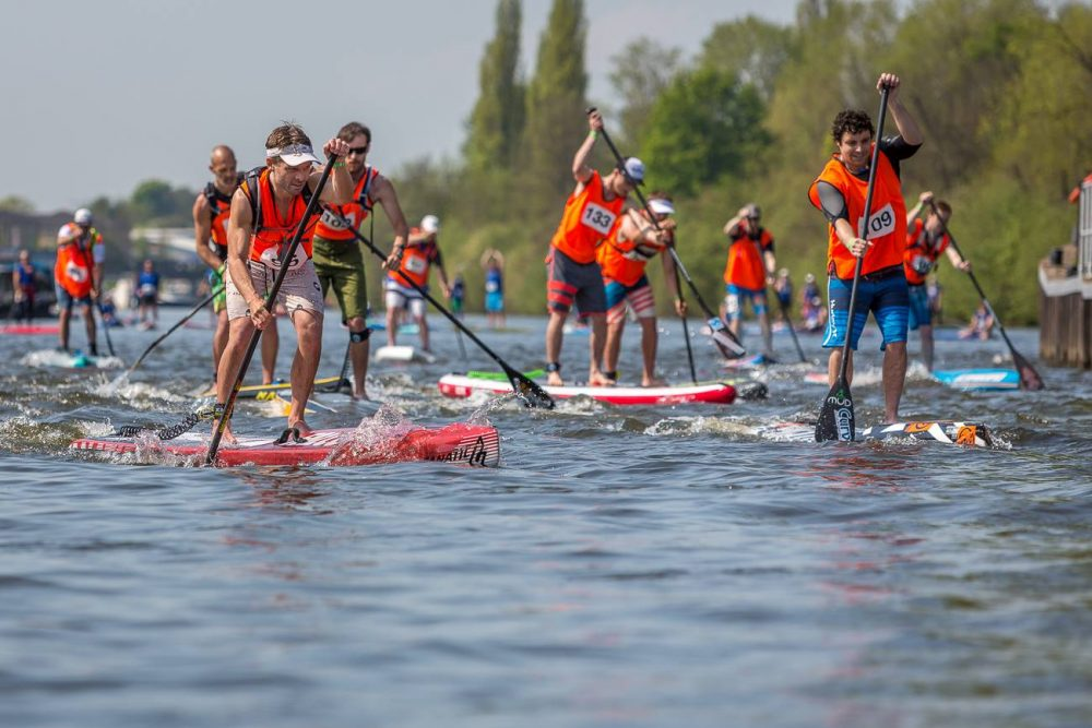 battle of the thames sup race 2016
